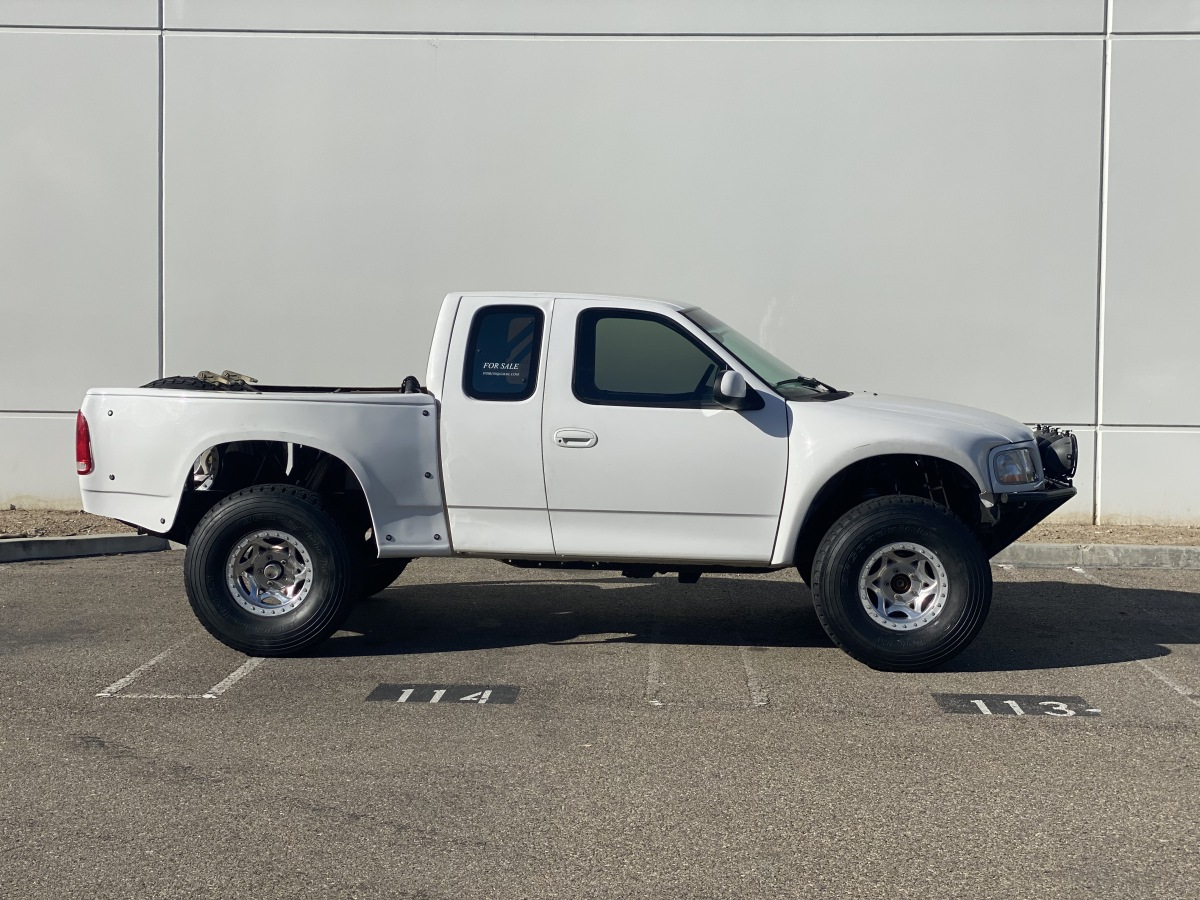 For Sale: 97 F-150 4WD Built by Harrisbuilt  - photo1