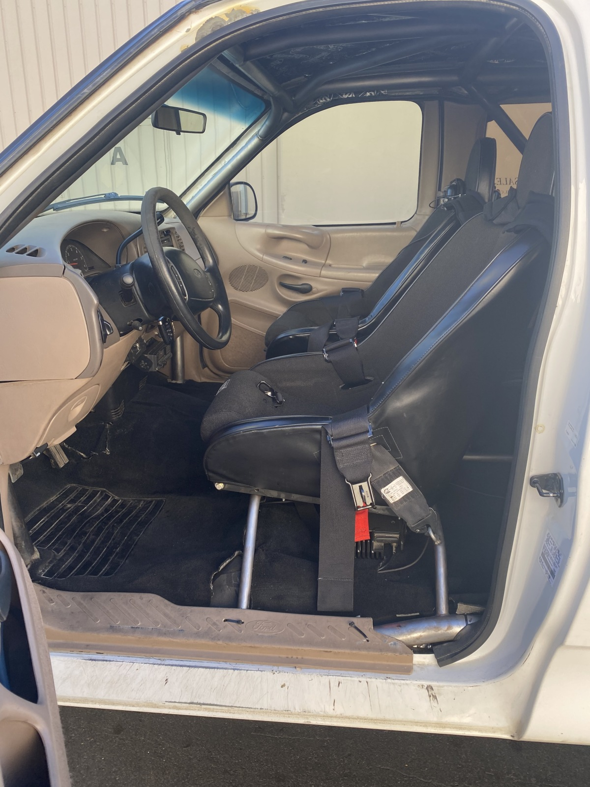For Sale: 97 F-150 4WD Built by Harrisbuilt  - photo7