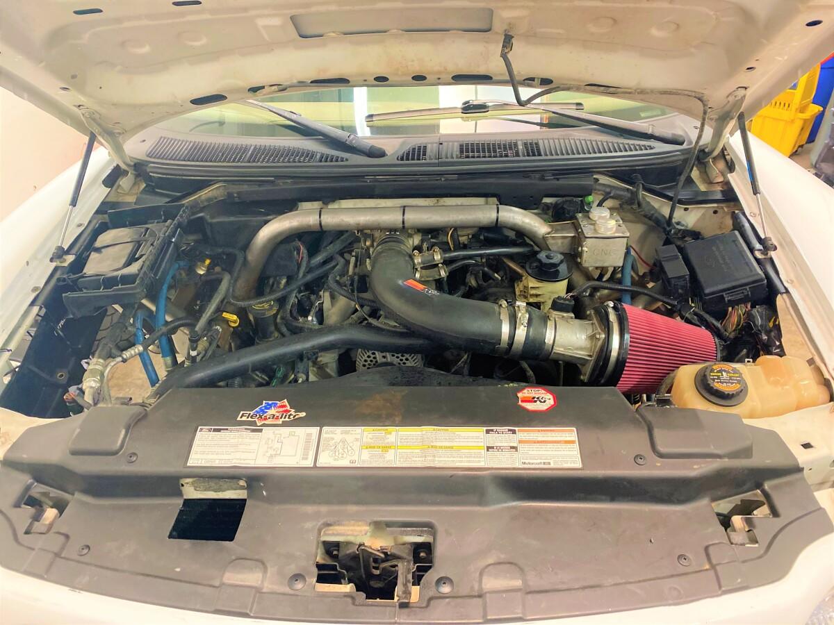 For Sale: 97 F-150 4WD Built by Harrisbuilt  - photo9