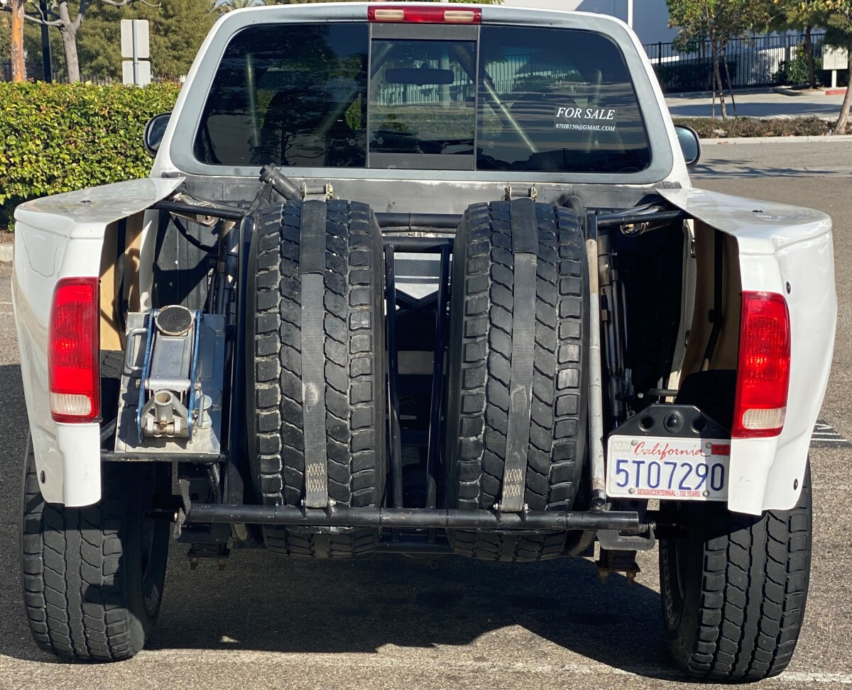 For Sale: 97 F-150 4WD Built by Harrisbuilt  - photo4