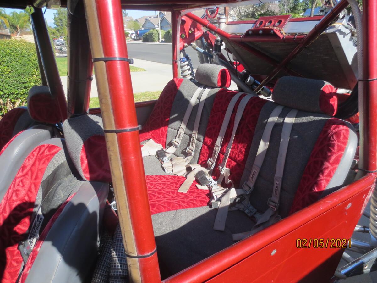 For Sale: Desert Dynamics 5 Seat - photo4