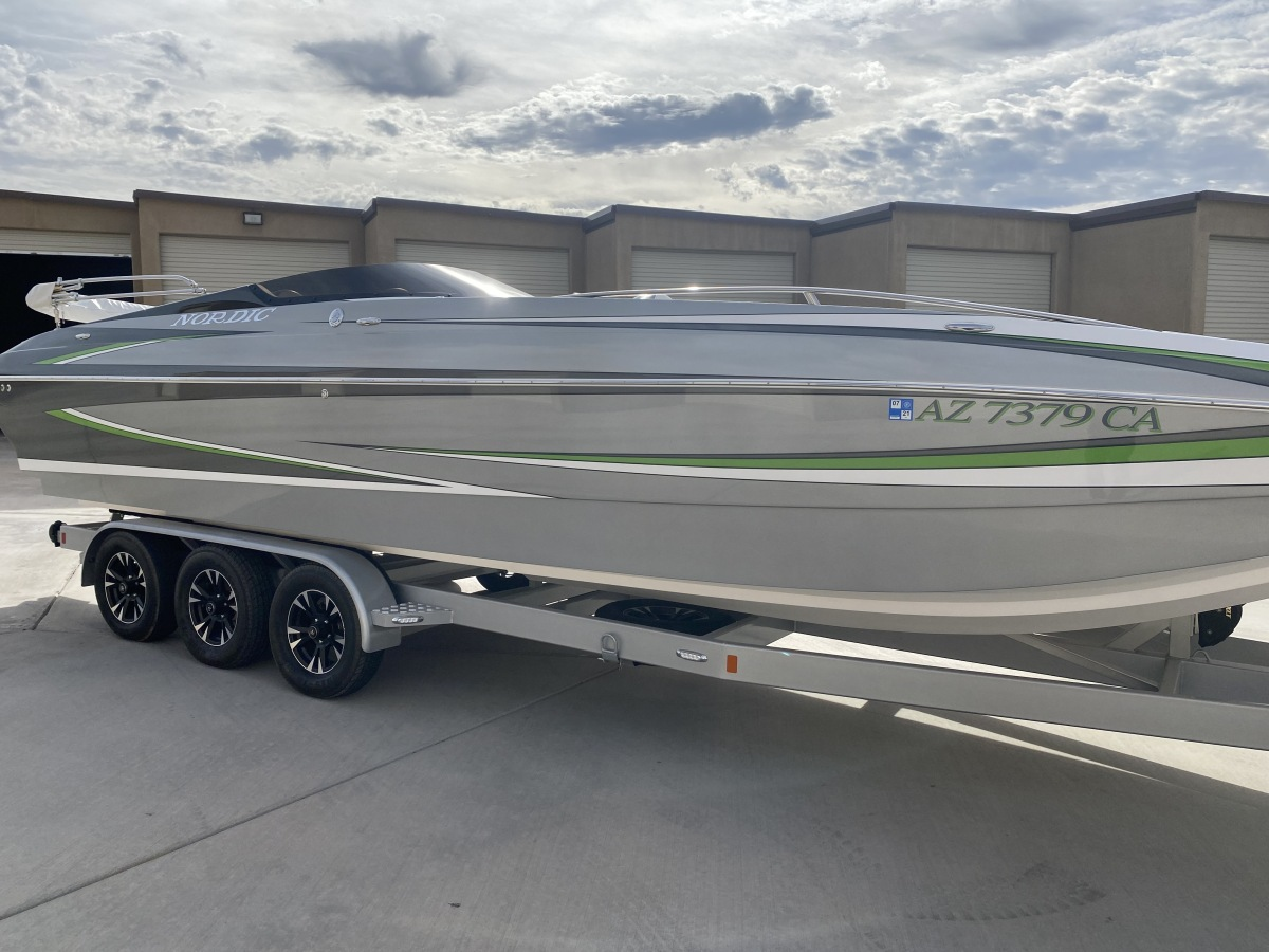 For Sale: 2018 29 ft Nordic Deck Boat - photo4