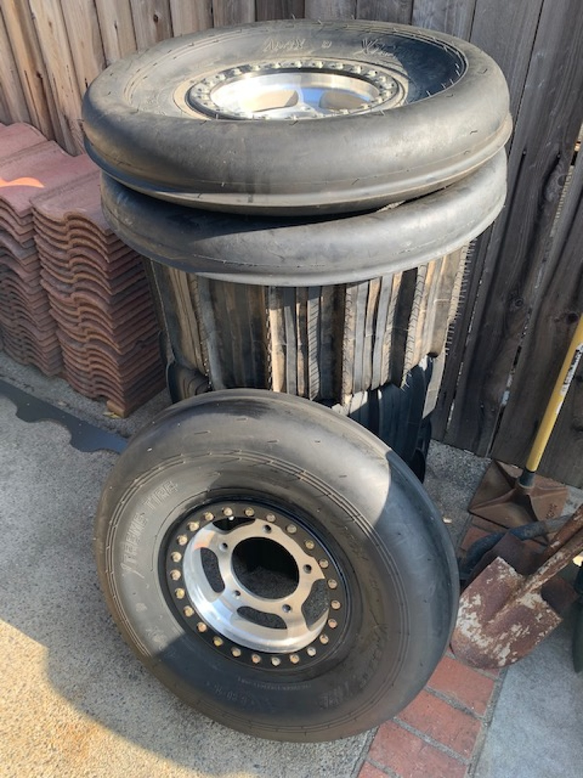 For Sale: New beadlock wheels and sand tires plus full spare - photo5