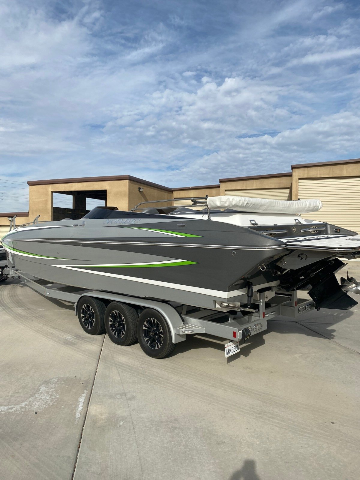 For Sale: 2018 29 ft Nordic Deck Boat - photo10