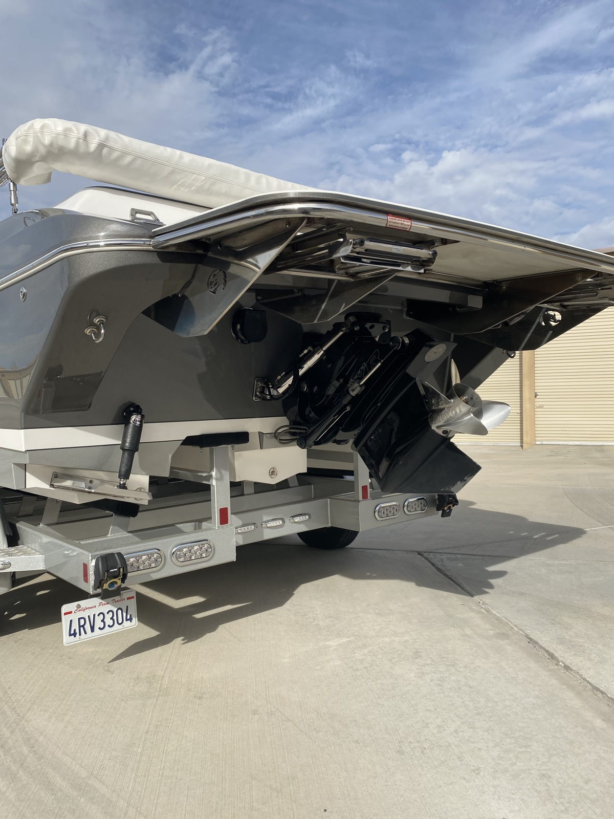 For Sale: 2018 29 ft Nordic Deck Boat - photo9