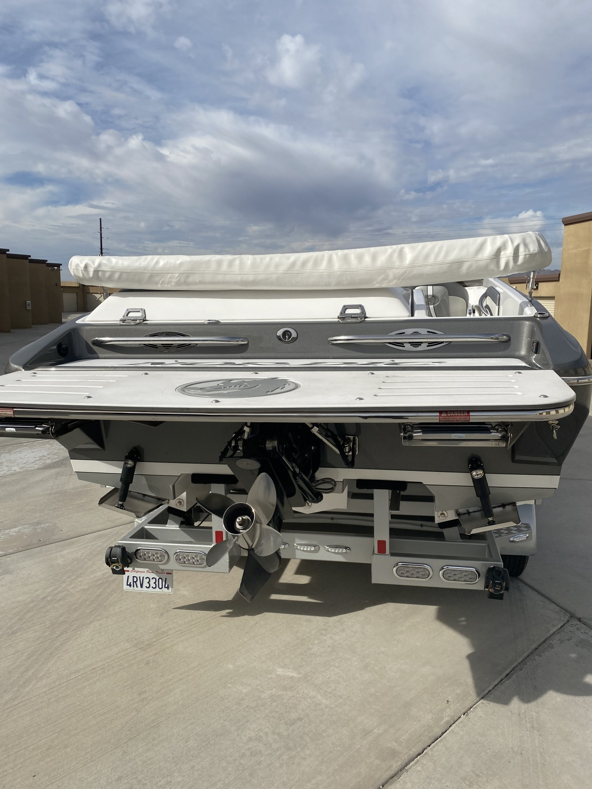 For Sale: 2018 29 ft Nordic Deck Boat - photo8