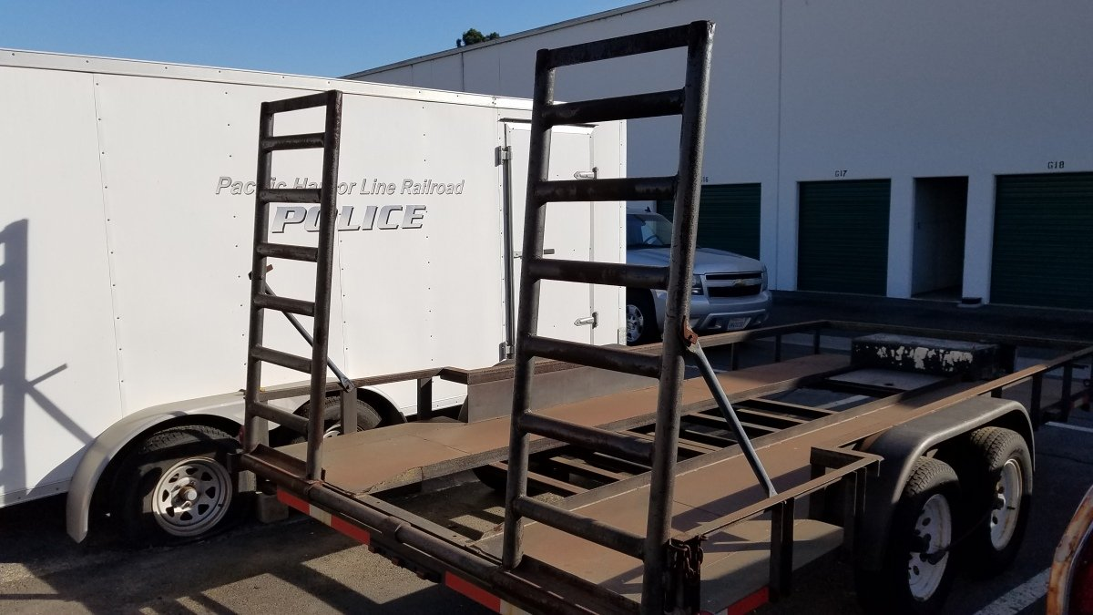 For Sale: Buggy trailer - photo1