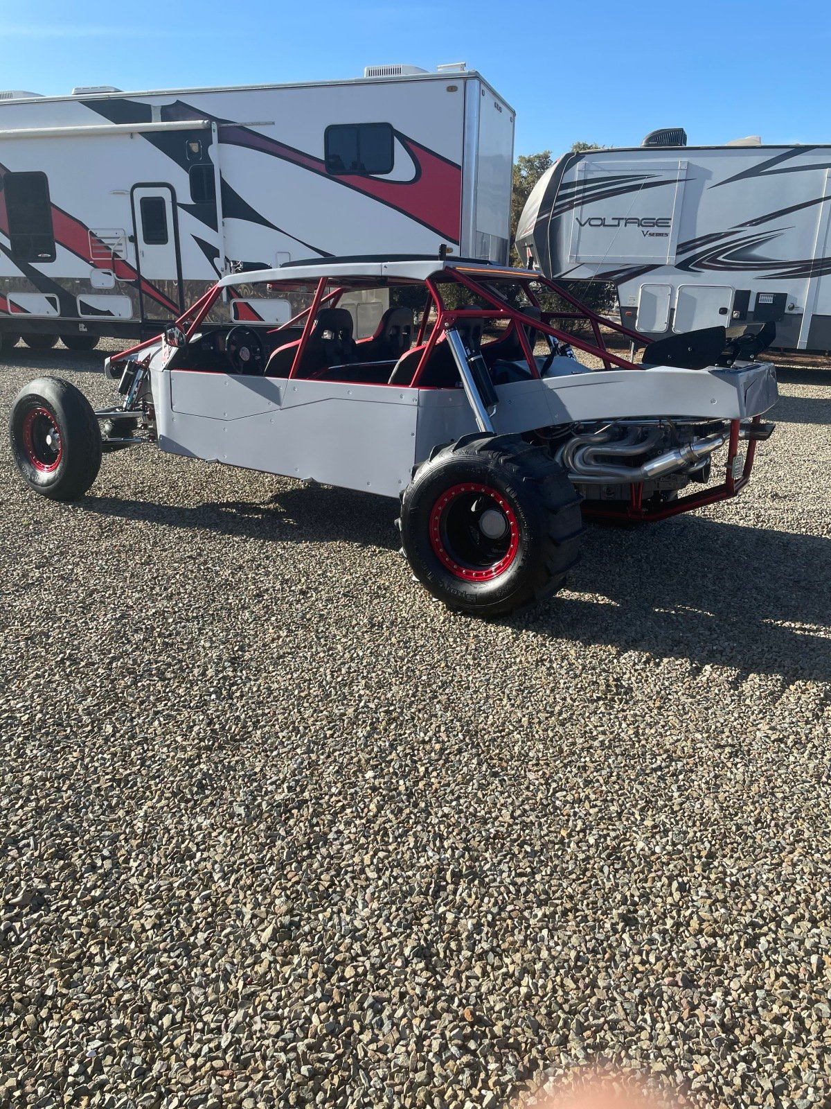 For Sale: FUNCO 4 SEATER LS2 S4 SEQUENTIAL 934'S CUSTOM BUILD - photo3