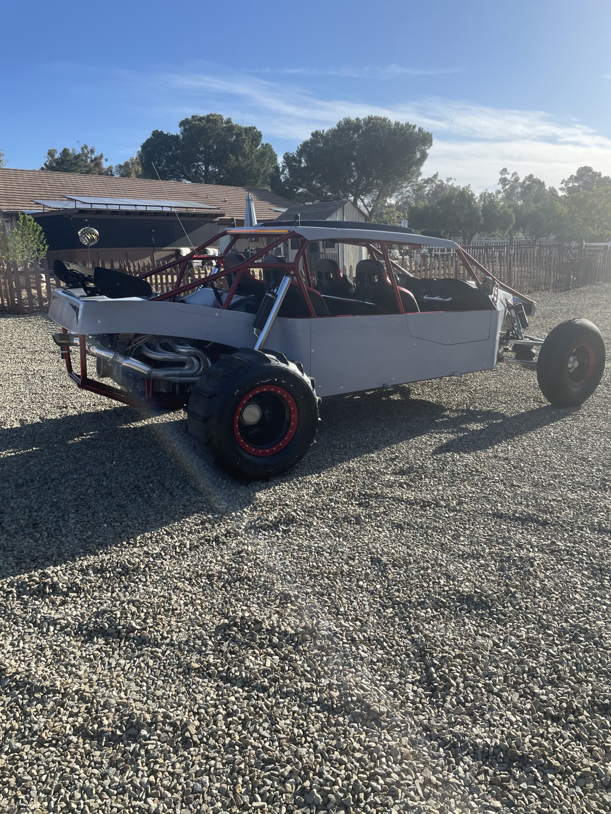 For Sale: FUNCO 4 SEATER LS2 S4 SEQUENTIAL 934'S CUSTOM BUILD - photo6