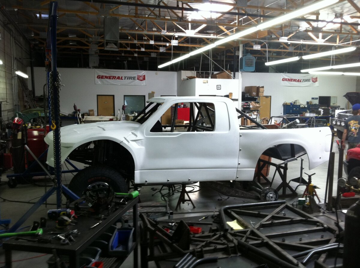 For Sale: New 6100 Truck  - photo10