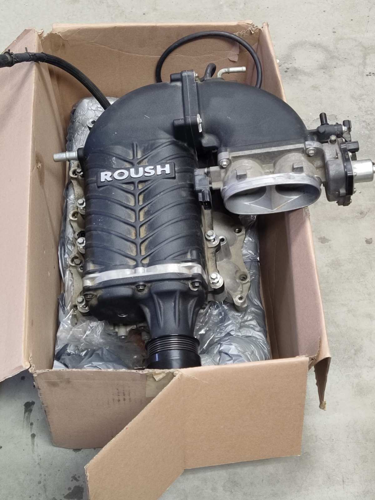 For Sale: Roush Supercharger complete kit - photo0
