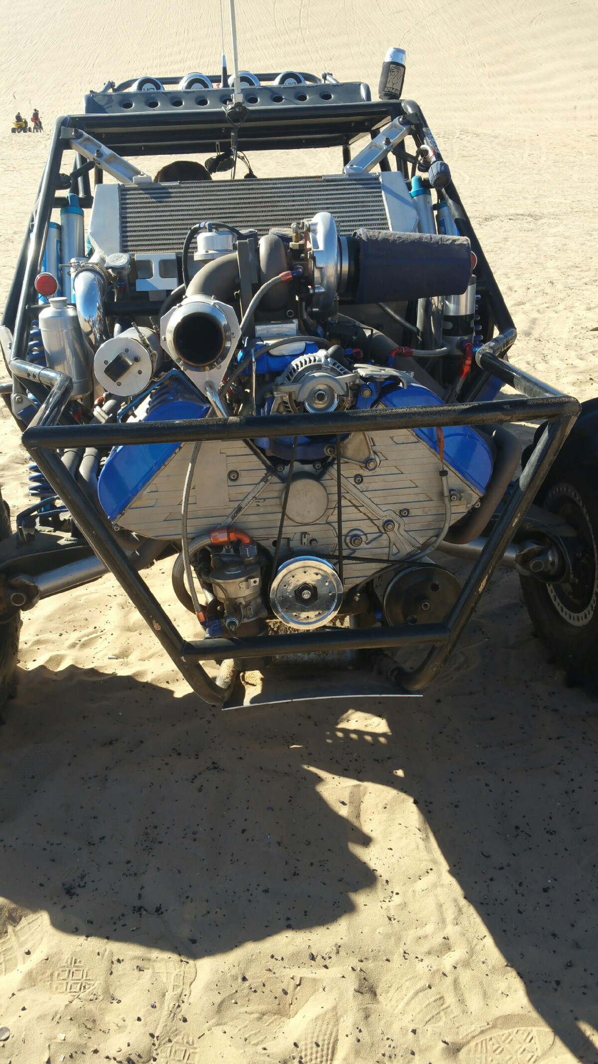 For Sale: 2004 5-seater Twisted Tin (Custom Built) Sand Rail - photo2