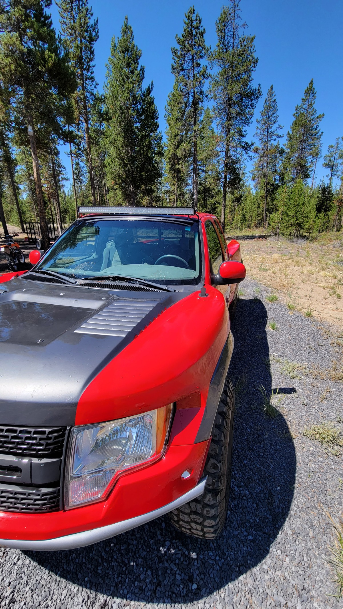 For Sale: 2001 Ford f150 4x4 prerunner - photo15