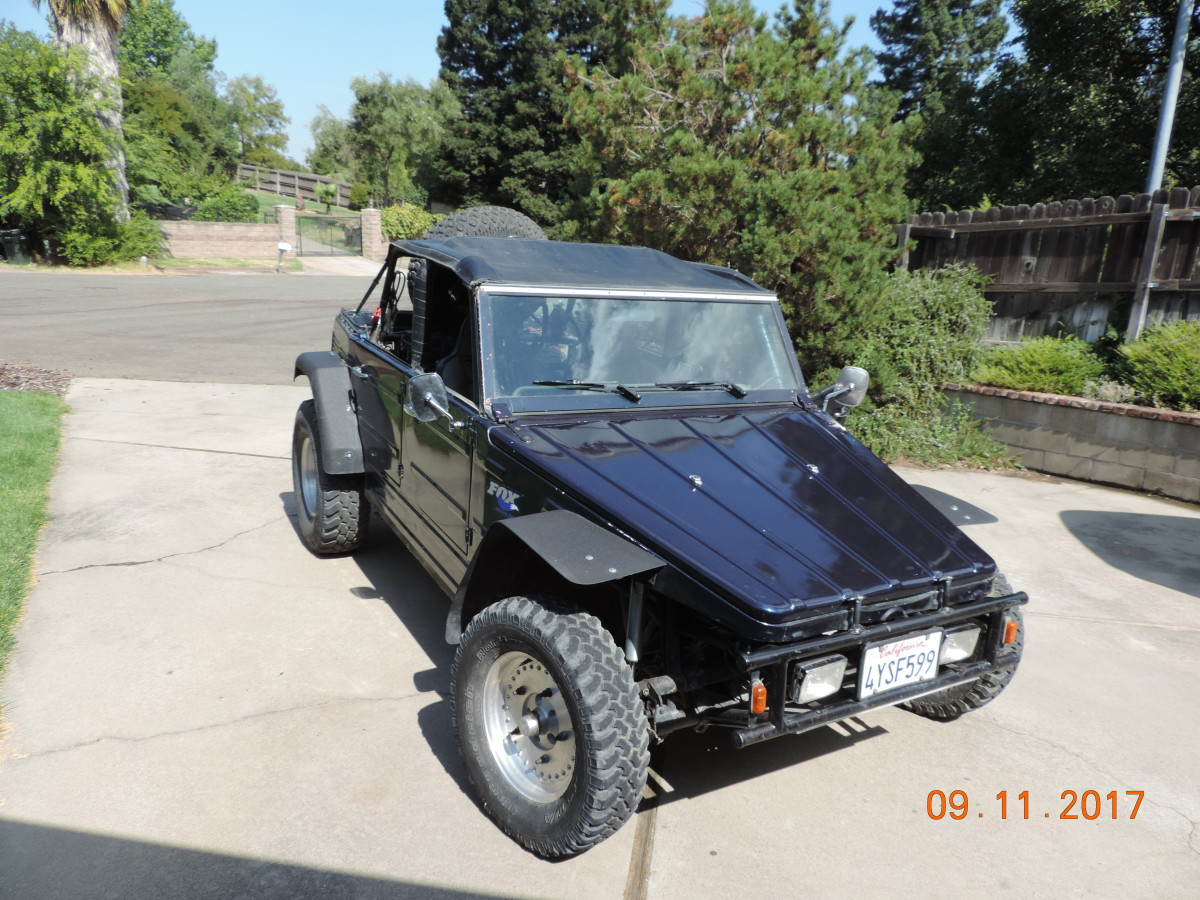 Off Road Classifieds | 1972 VW Thing