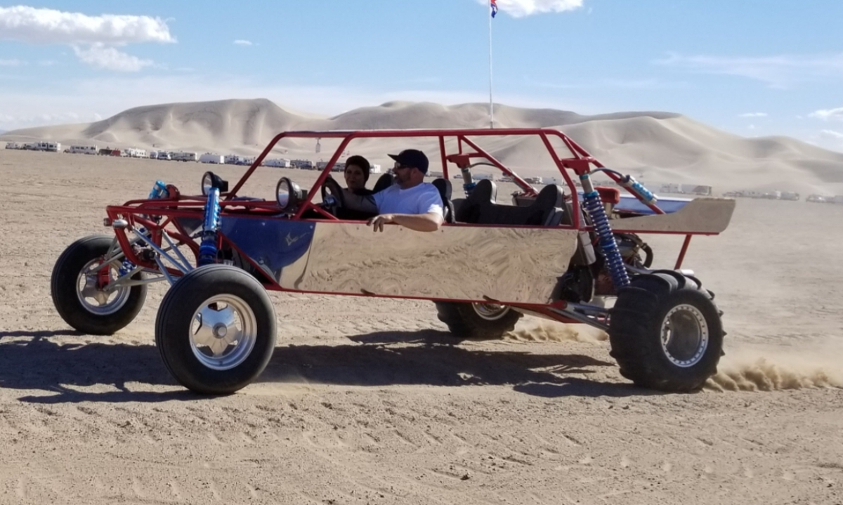 For Sale: 2005 5 Seater Sandrail  - photo0