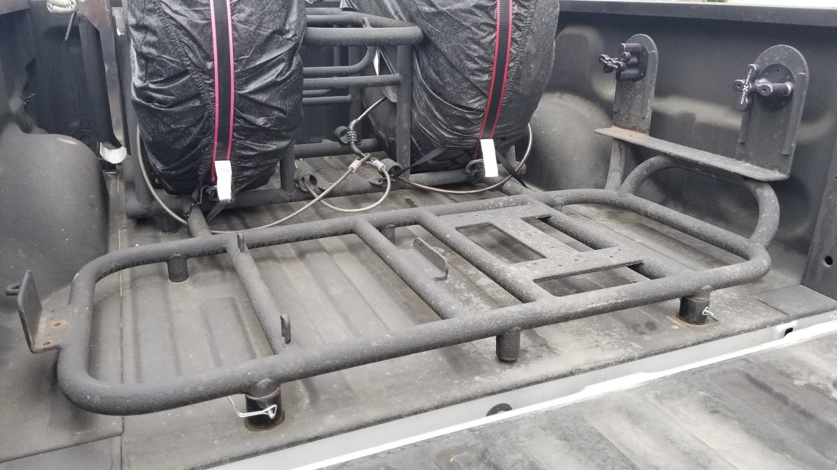 For Sale: Free - Gen 1 Ford Raptor Chase Rack Extension - photo0