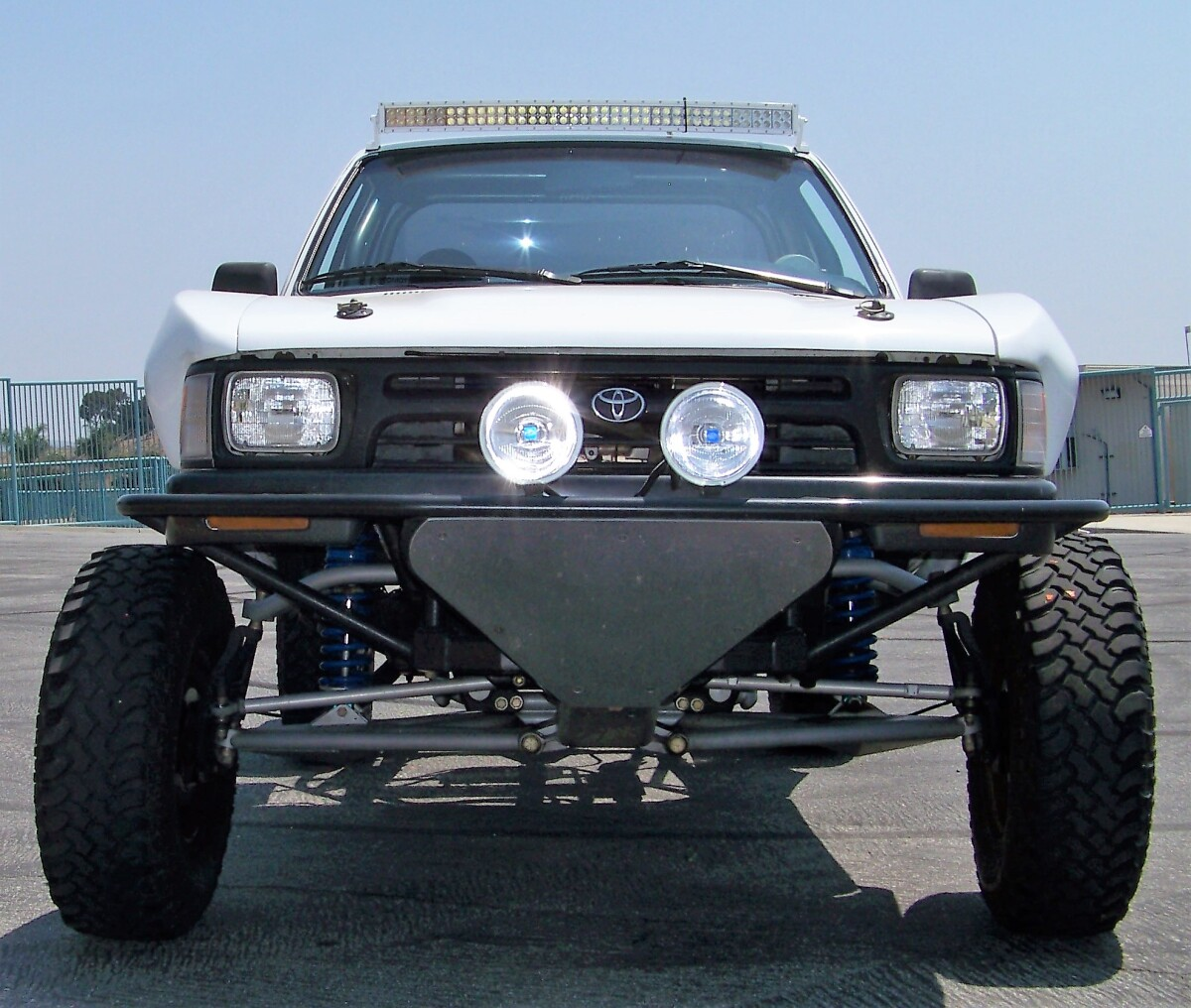 For Sale: Toyota Long Travel Prerunner by CCP  - photo13