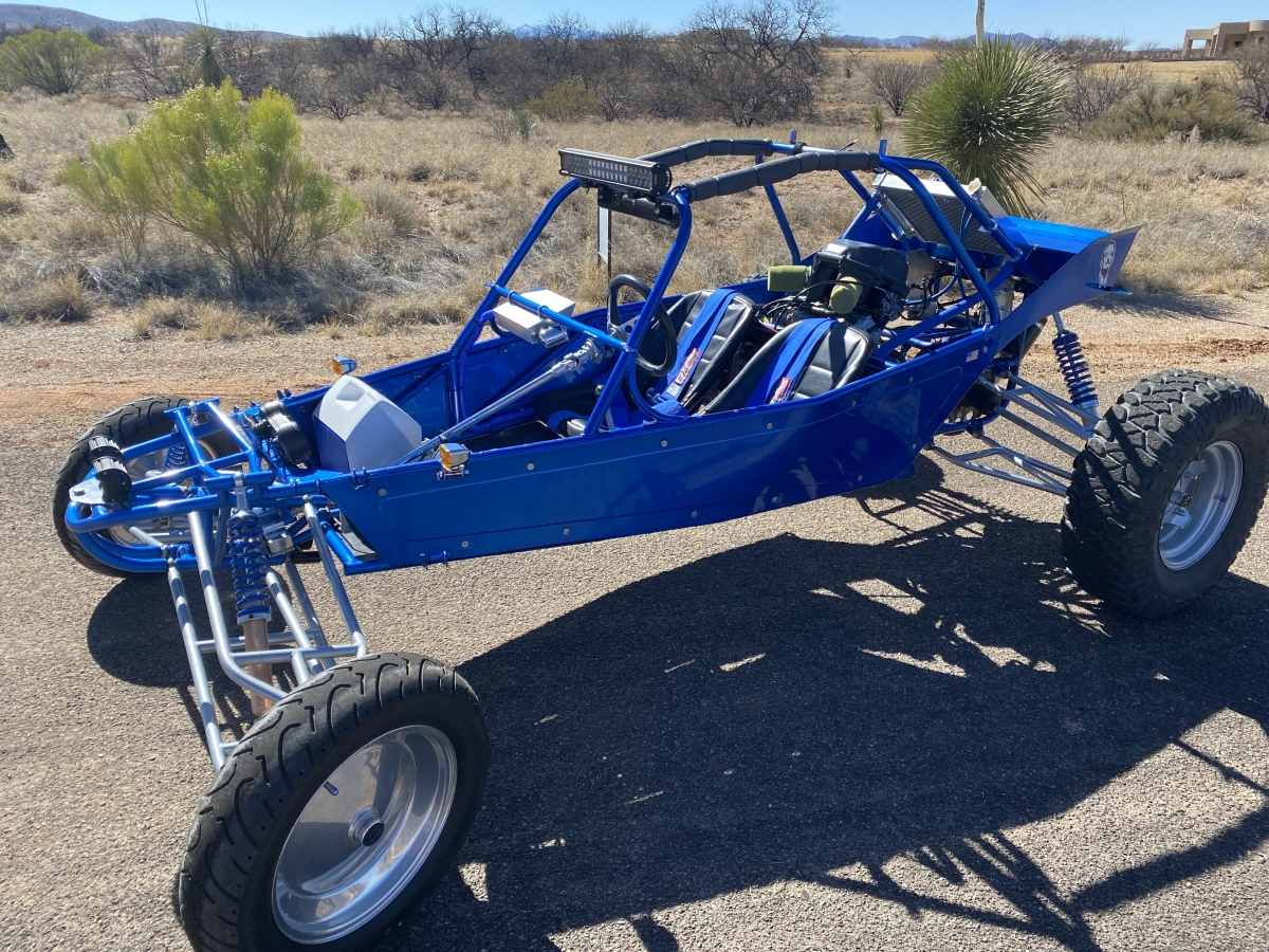 For Sale: One off two seat sail rail - photo0