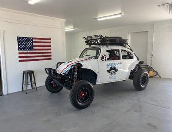 For Sale:1969 VW Class 5 Baja Bug