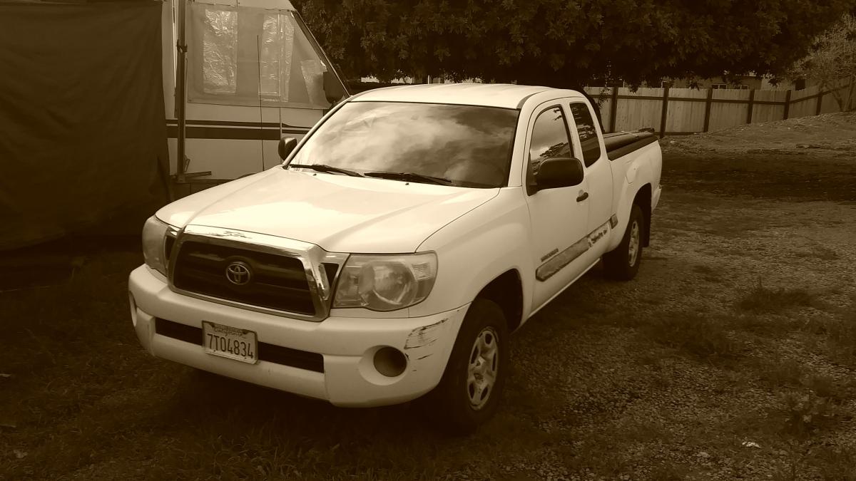 For Sale: WTB front shocks 5 lug tacoma - photo0