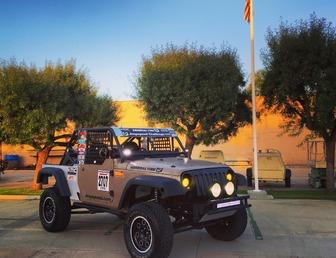 For Sale:Race Ready 2013 Jeep Wrangler