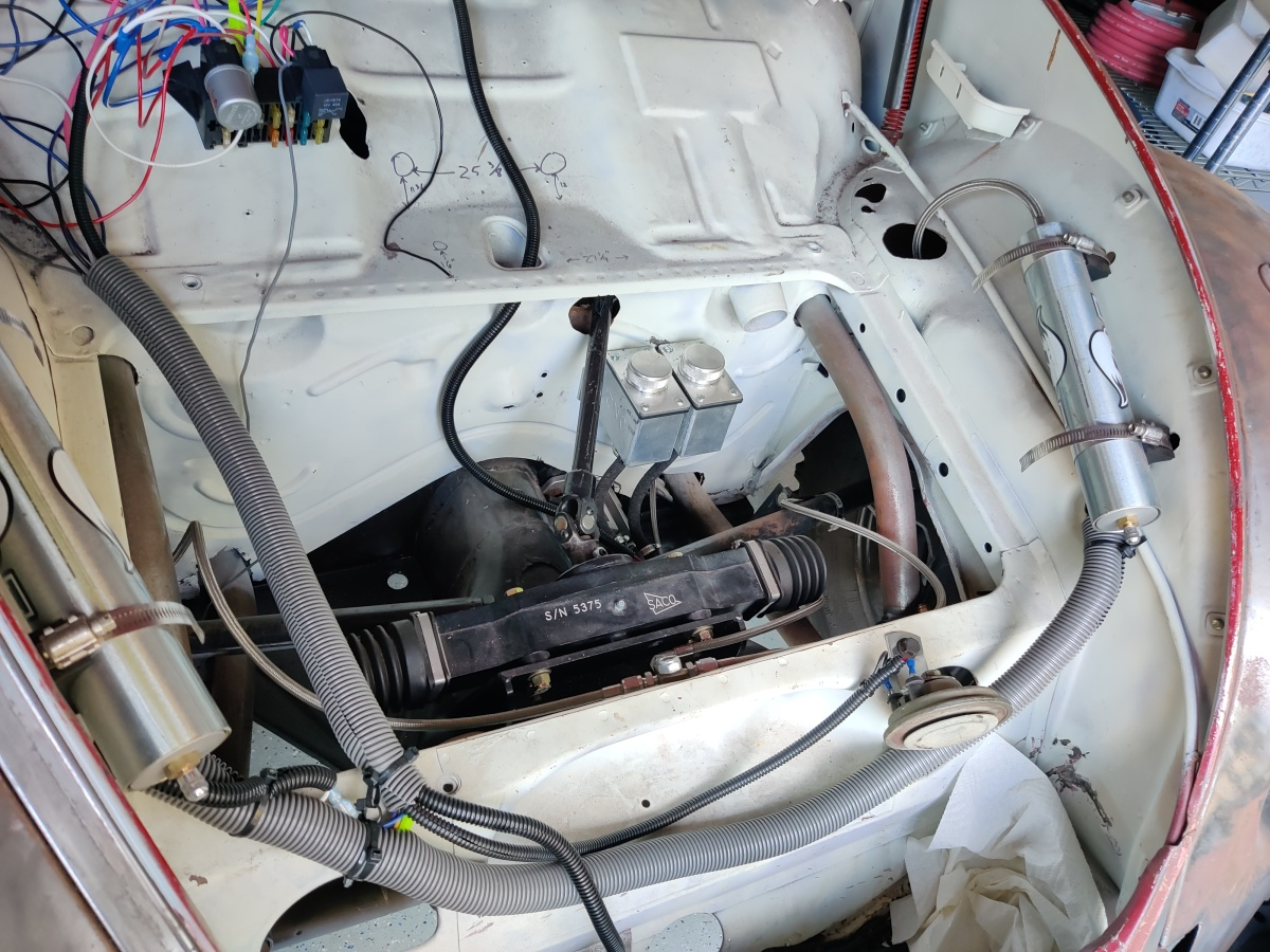 For Sale: Class 11 Beetle, FAT Perf Motor, Metalcraft Trans, NEW build, never raced - photo2