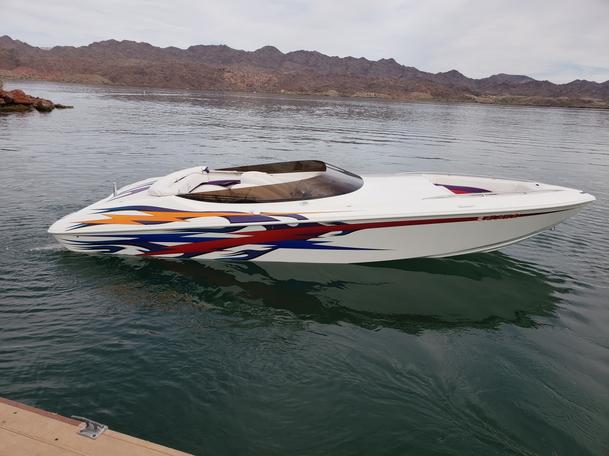For Sale: 2005 Nordic Rage Low Hrs Blue Motor - photo0