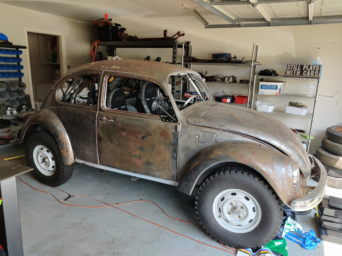 For Sale: Class 11 Beetle, FAT Perf Motor, Metalcraft Trans, NEW build, never raced - photo0