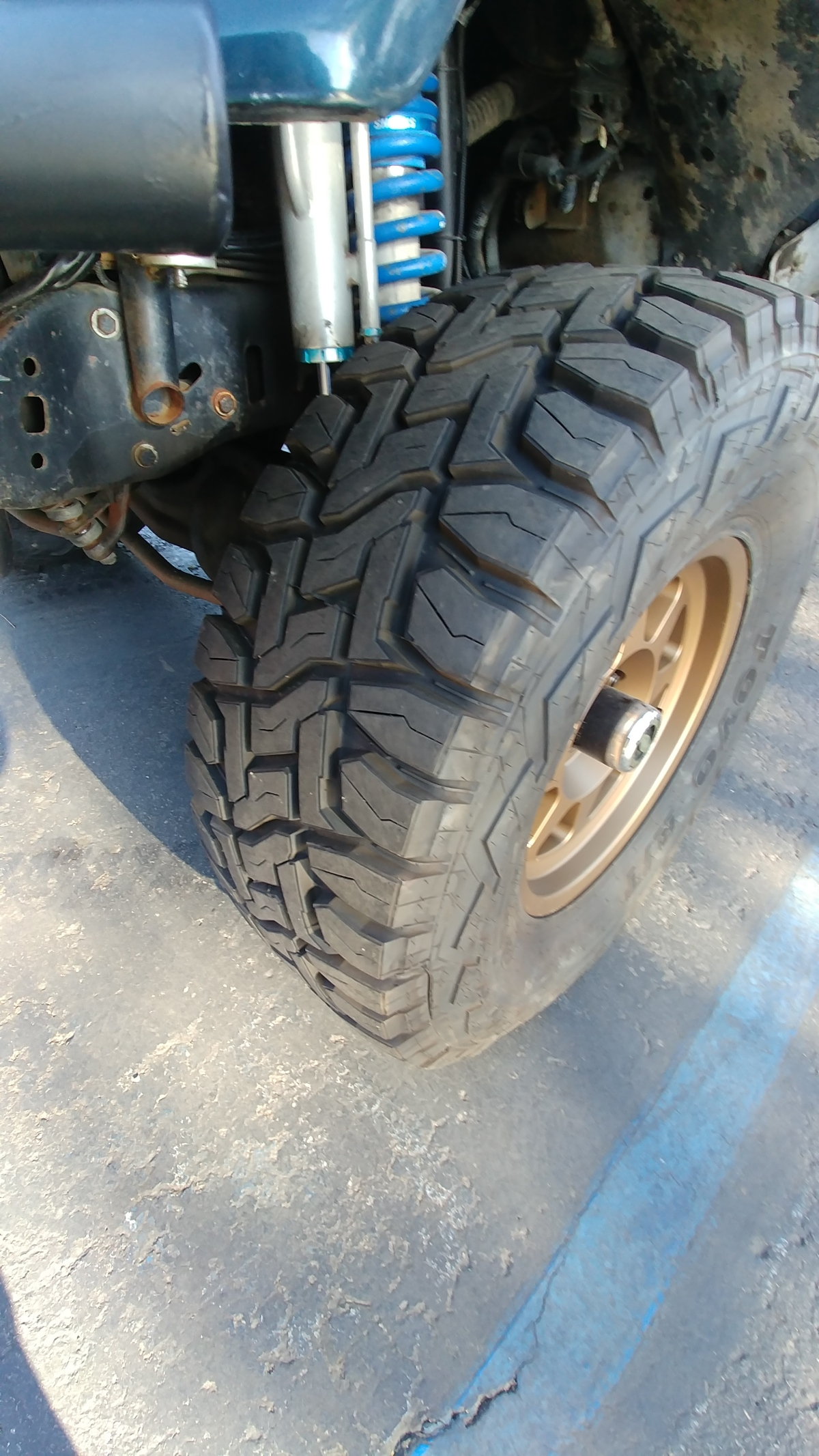 For Sale: 1995 FORD BRONCO 3 SEATER KING SHOCKS price drop!!! - photo1