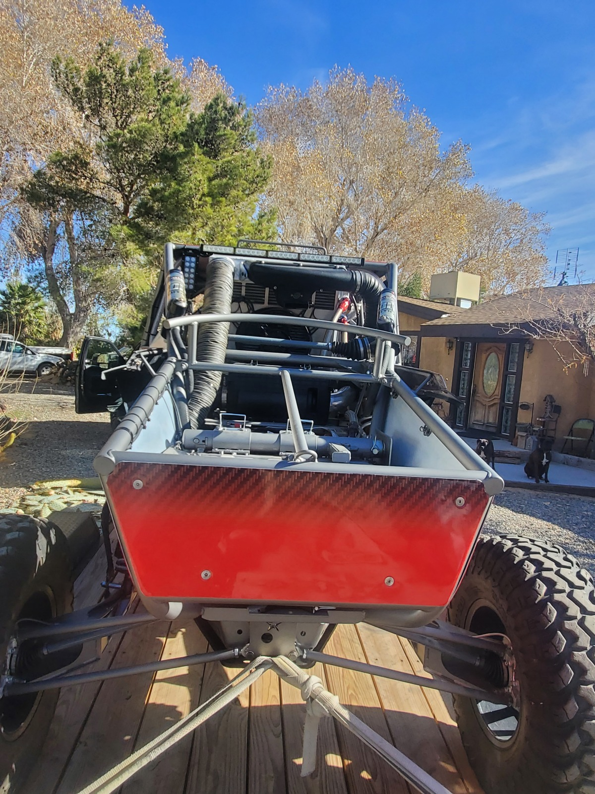 For Sale: BITD Race RZR Health issue causing sale.  $47K - photo9