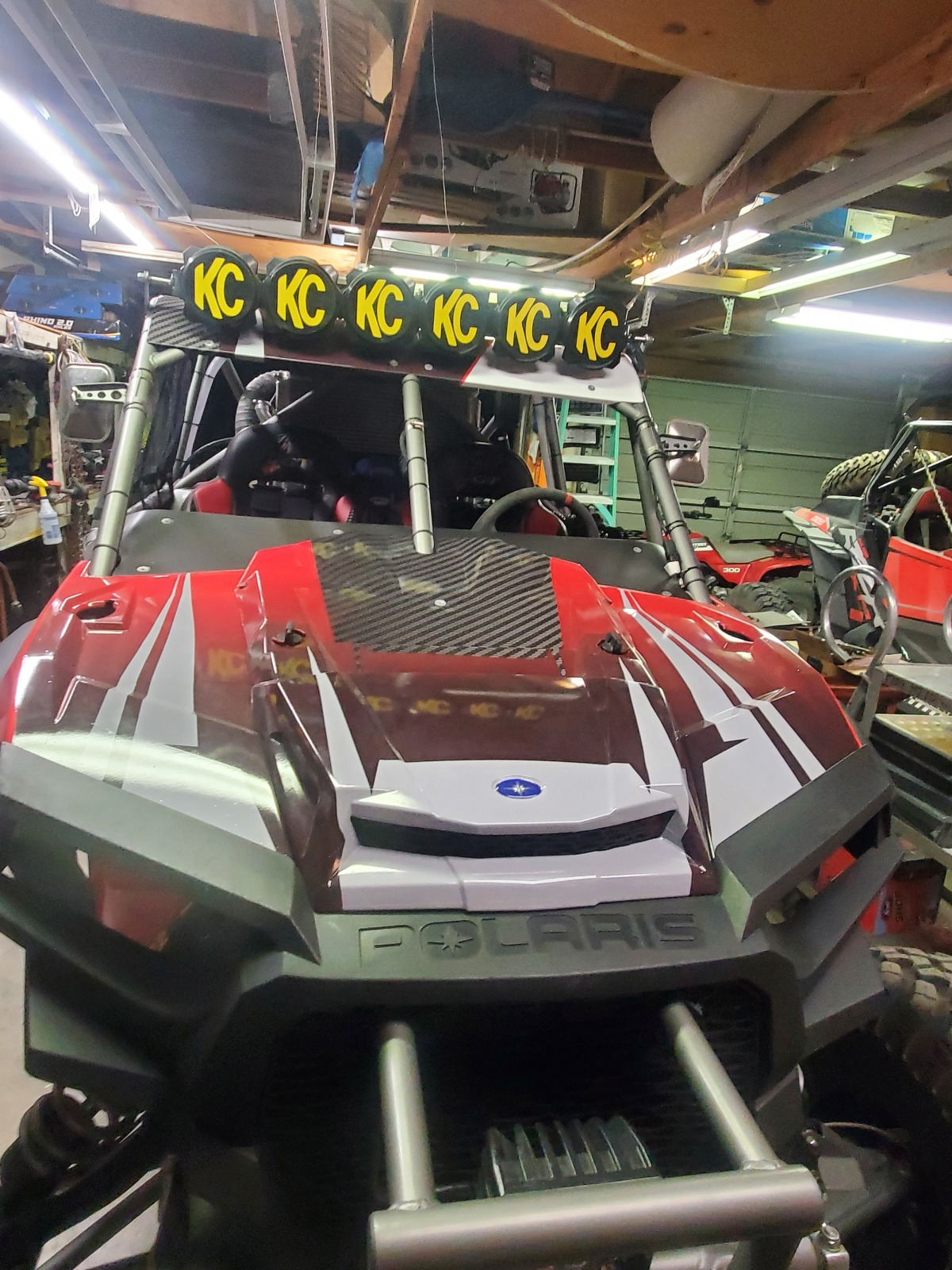 For Sale: BITD Race RZR Health issue causing sale.  $47K - photo8