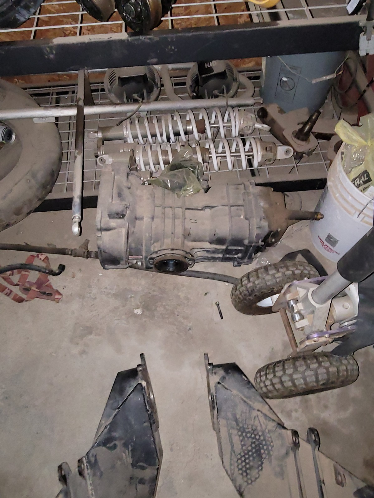 For Sale: 3 rib bus trans by The wright gearbox - photo0