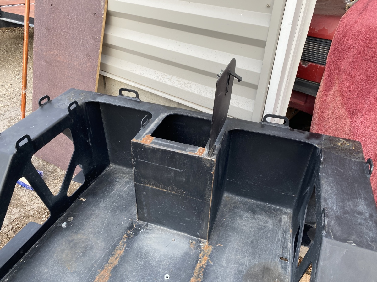 For Sale: ADD bypass/chase rack - photo0