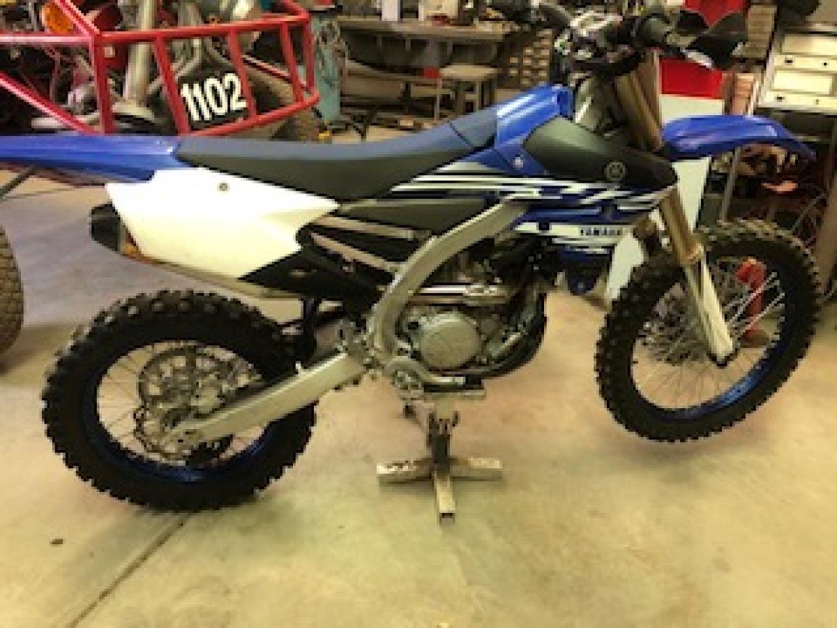 For Sale: 2019 Yamaha YZ 250 FX - photo1