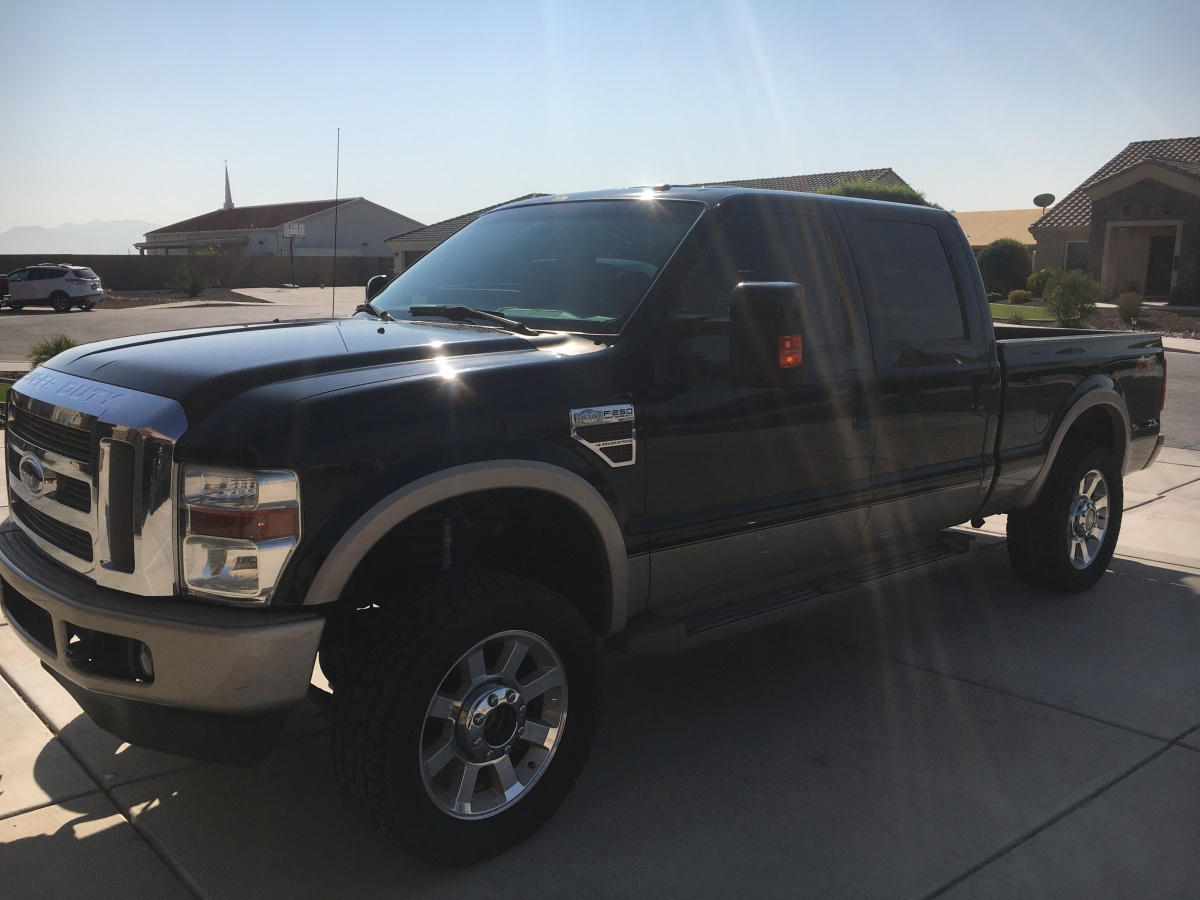 For Sale: 2010 Ford F-250 Powerstroke Diesel King Ranch Crew Cab Short Bed - photo1