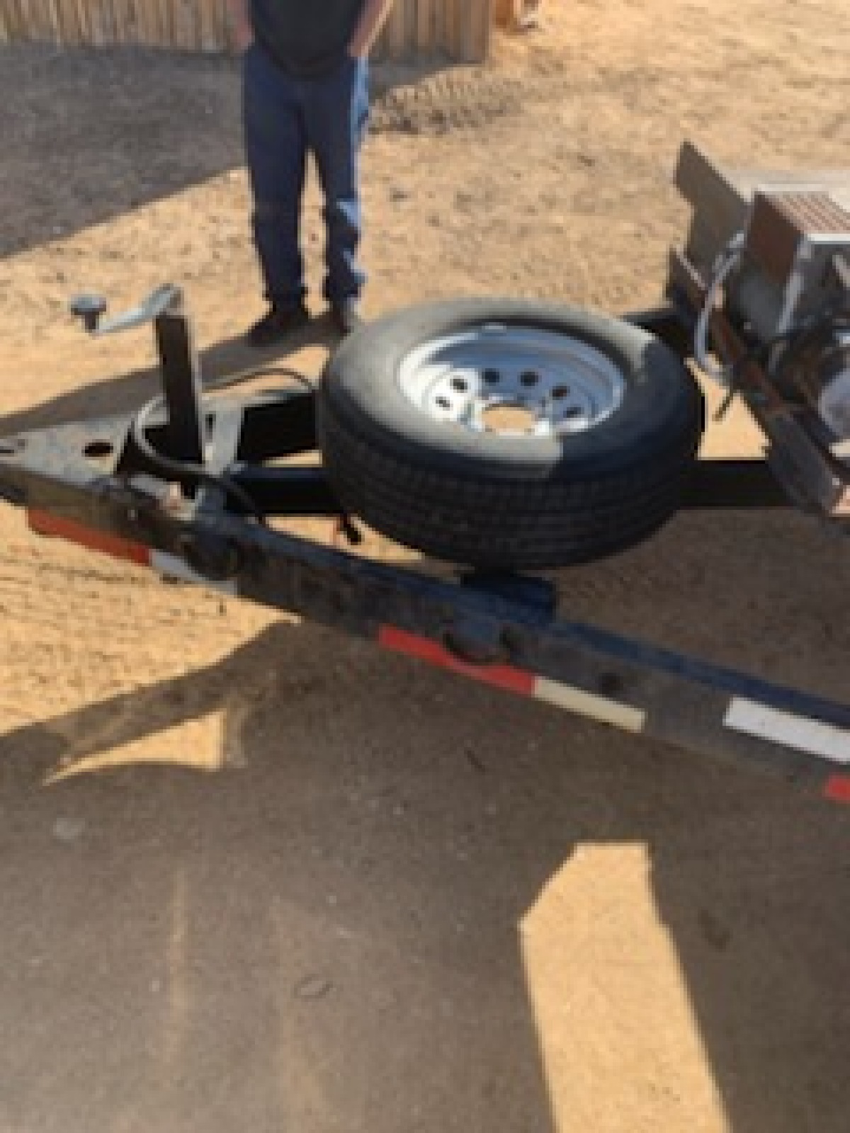 For Sale: 32 Ft Drive-over Fender Trailer - photo5