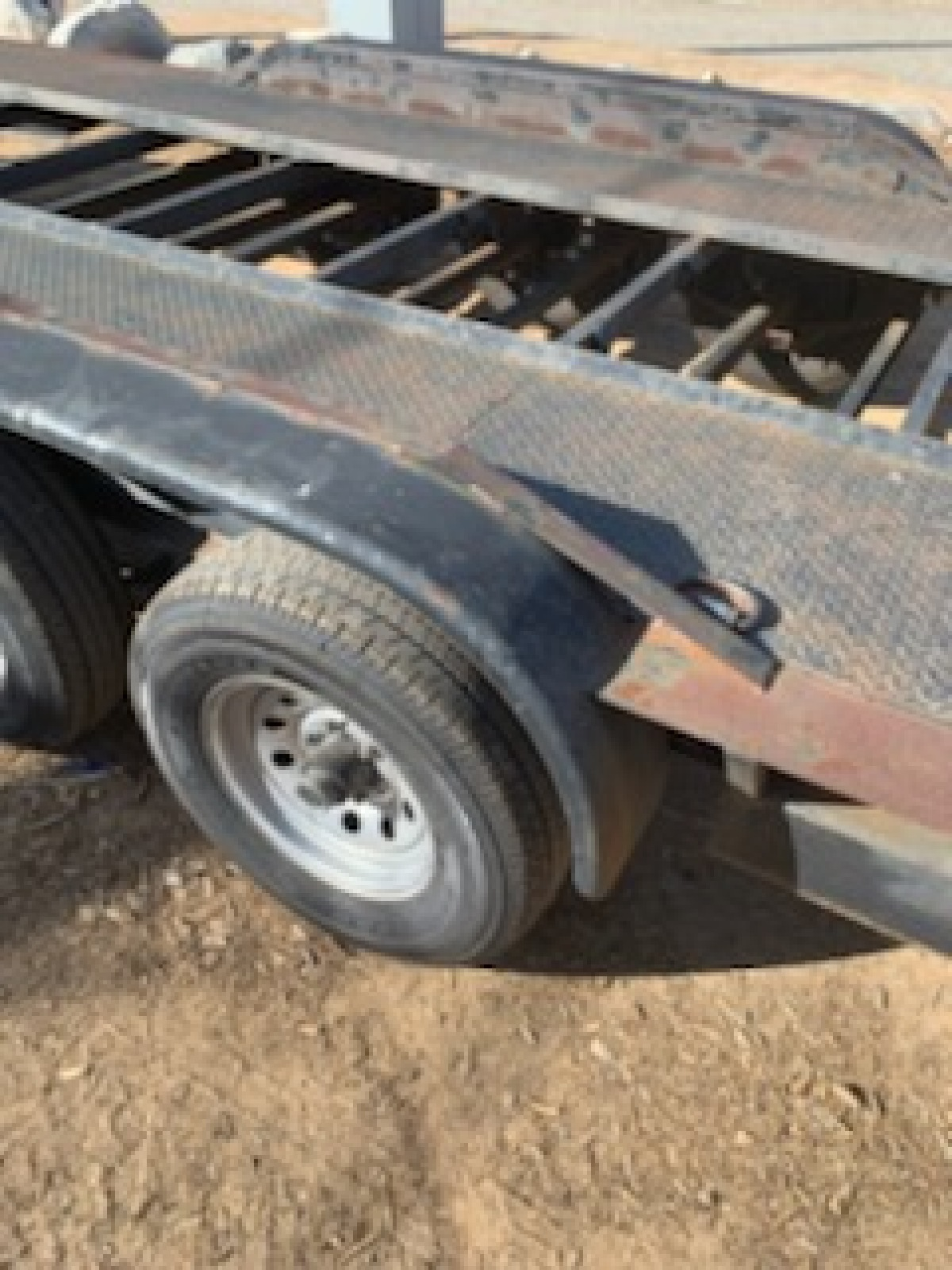 For Sale: 32 Ft Drive-over Fender Trailer - photo7