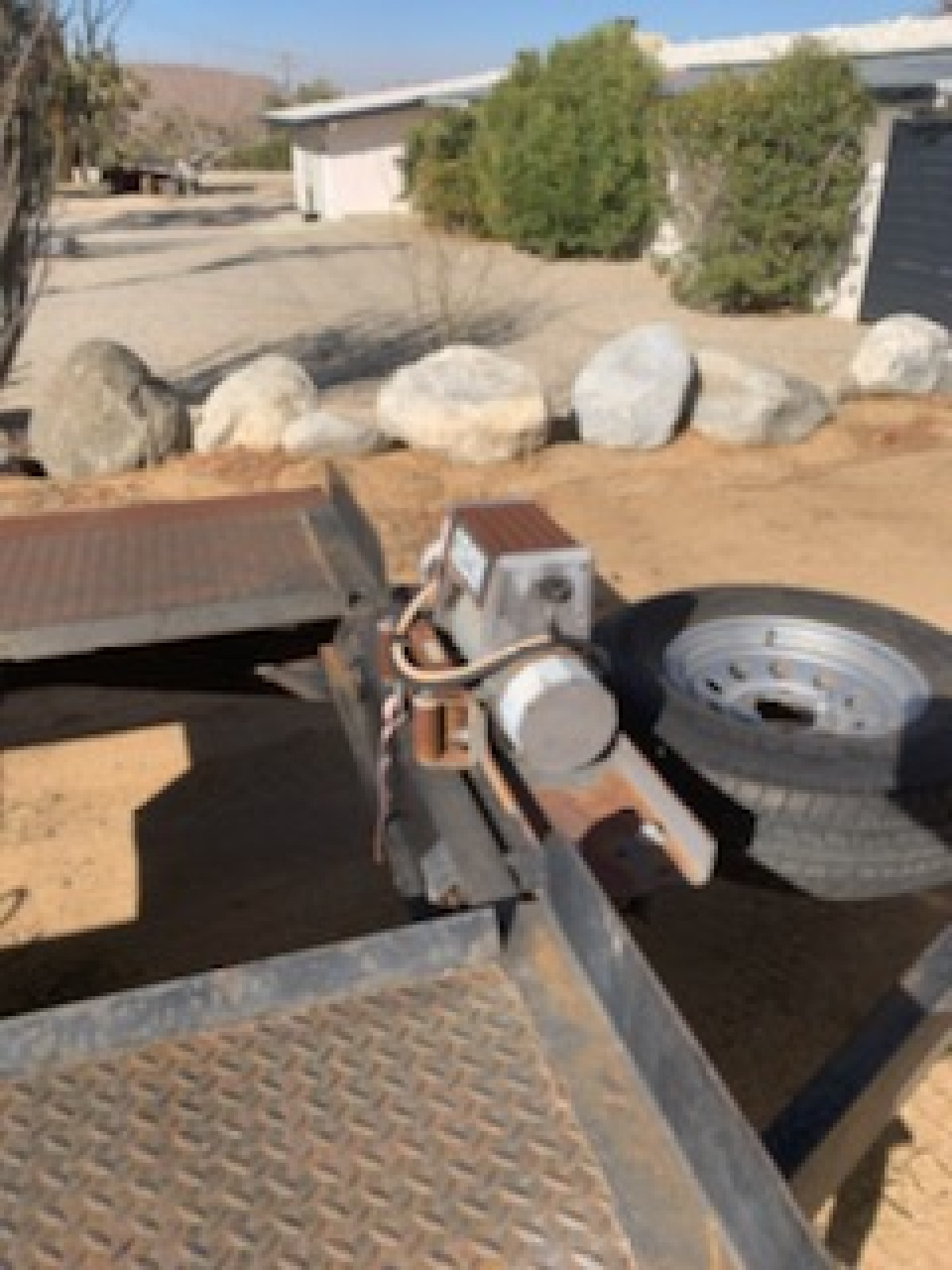 For Sale: 32 Ft Drive-over Fender Trailer - photo4