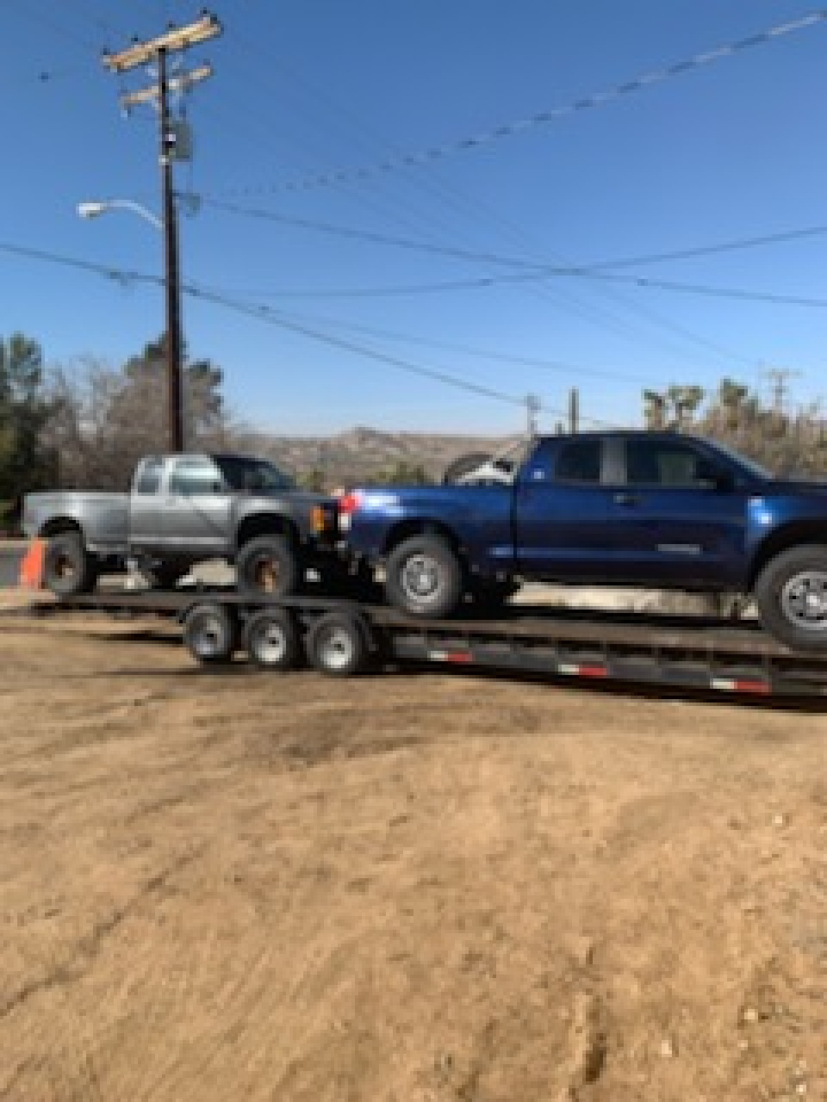 For Sale: 32 Ft Drive-over Fender Trailer - photo2