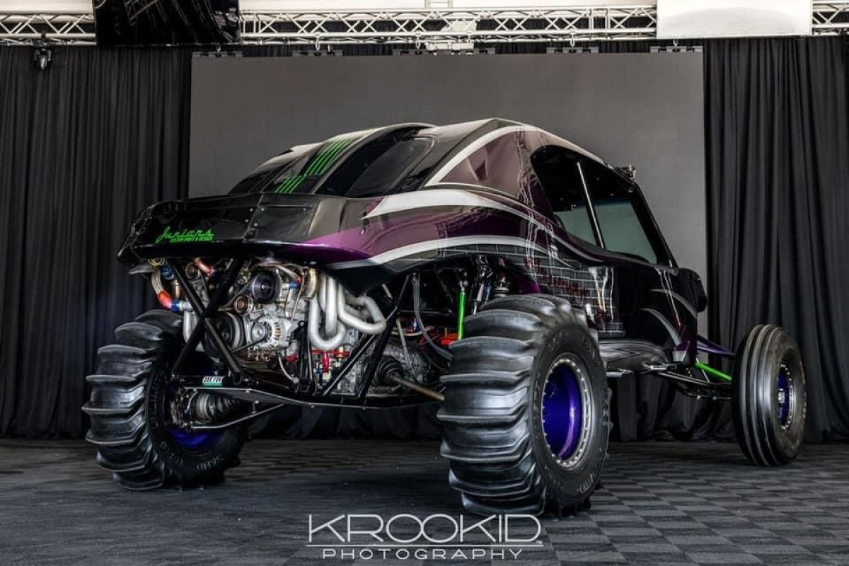 For Sale: 2012 Buckshot X6 - LS2 Twin Turbo Charged - photo3