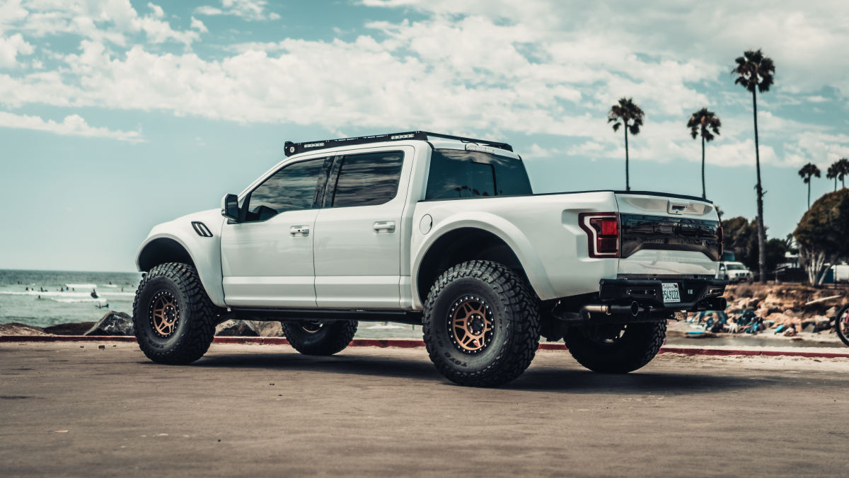 For Sale: Method Wheels 312 Bronze for Ford F150 Raptor - photo0