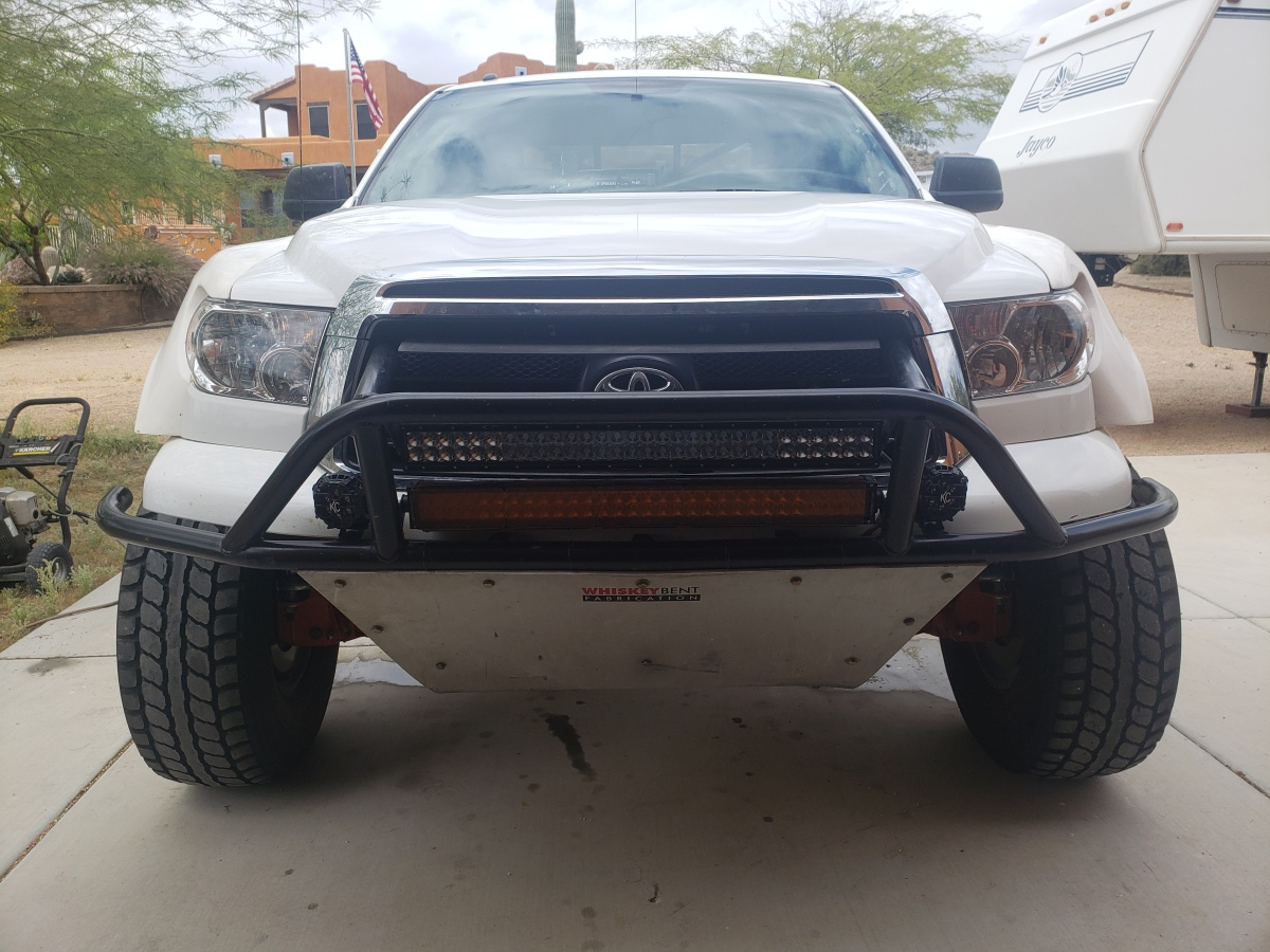 For Sale: 2012 Toyota Tundra Prerunner - photo1