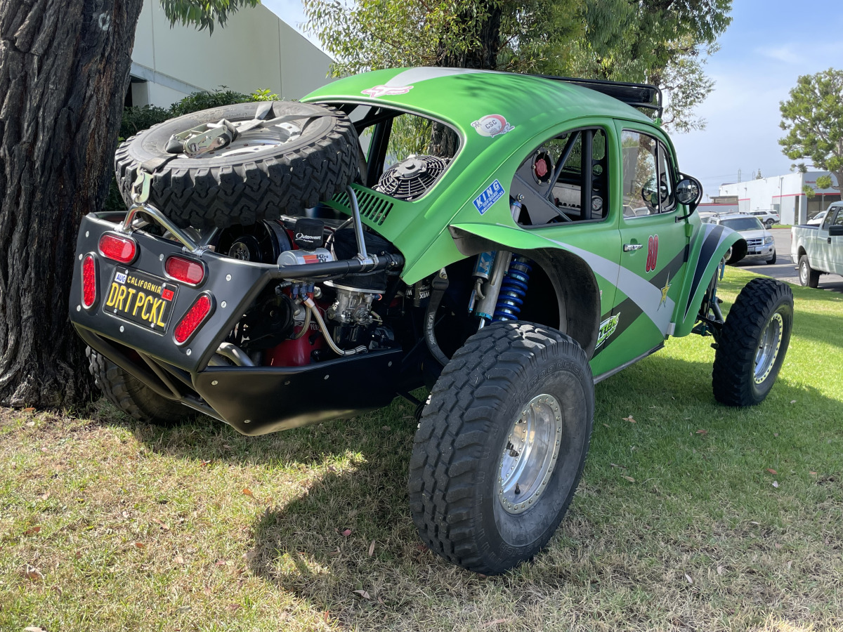 For Sale: 1969 VW Baja. STREET LEGAL MUST SEE. (Dirty Pickle) - photo1
