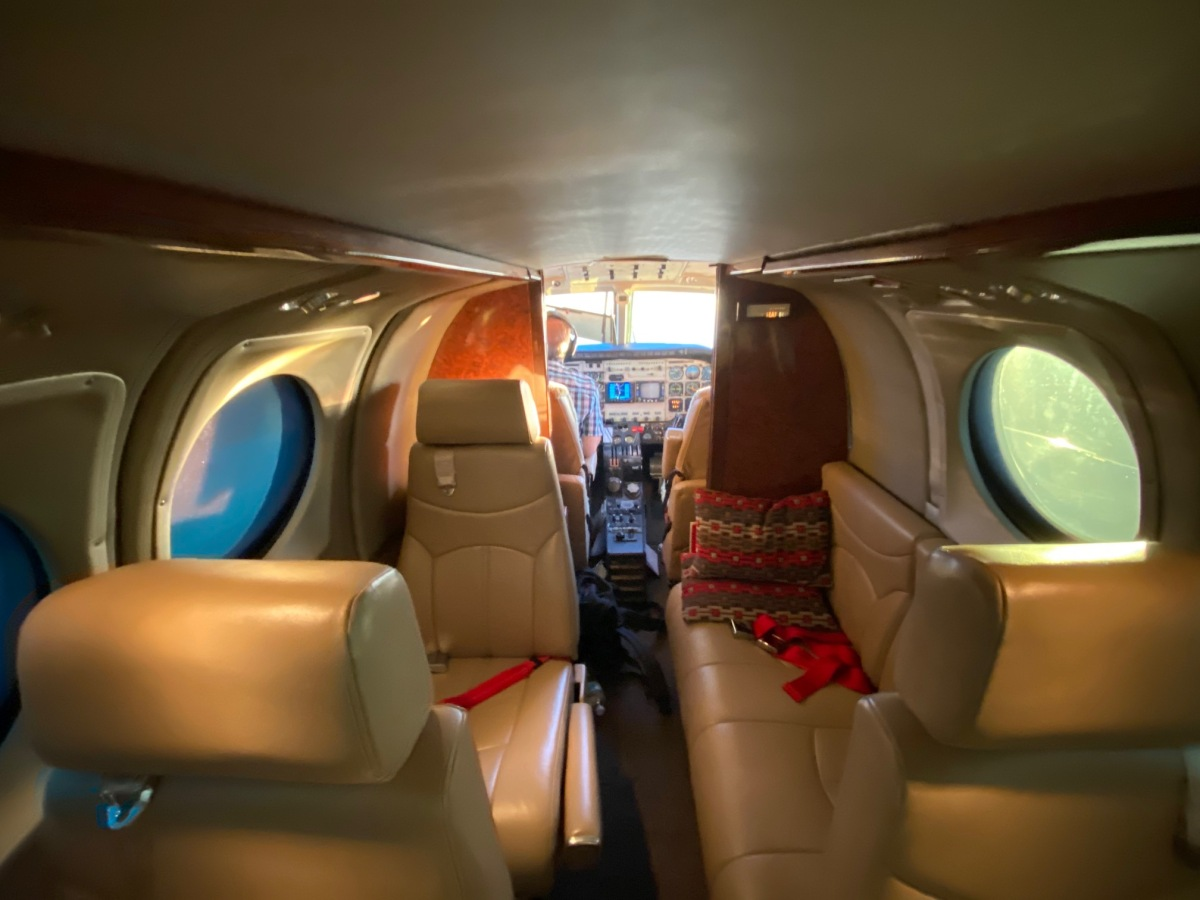 For Sale: 50% Share of King Air Available - photo4
