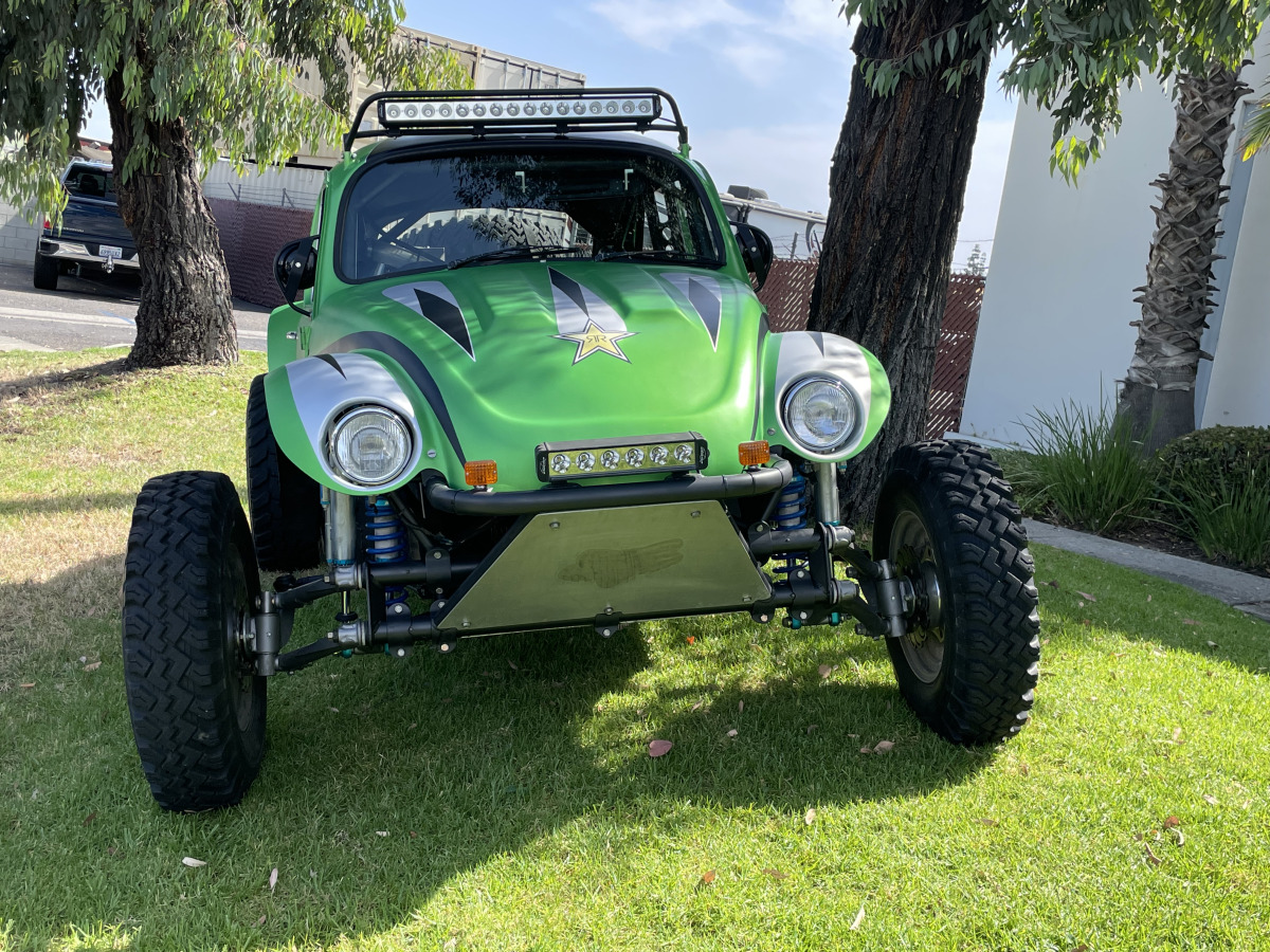 For Sale: 1969 VW Baja. STREET LEGAL MUST SEE. (Dirty Pickle) - photo2
