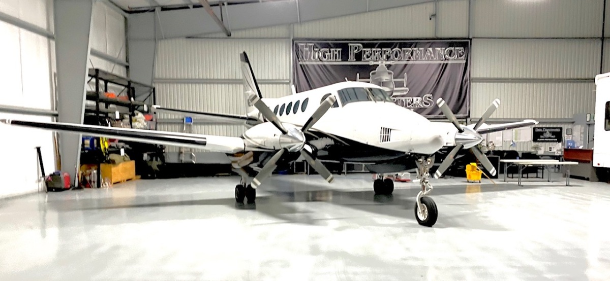 For Sale: 50% Share of King Air Available - photo1