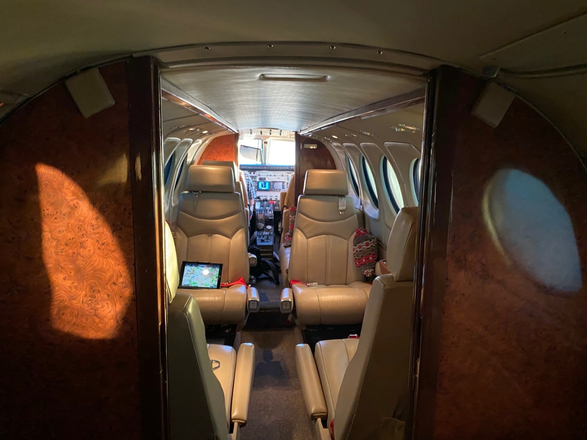 For Sale: 50% Share of King Air Available - photo3