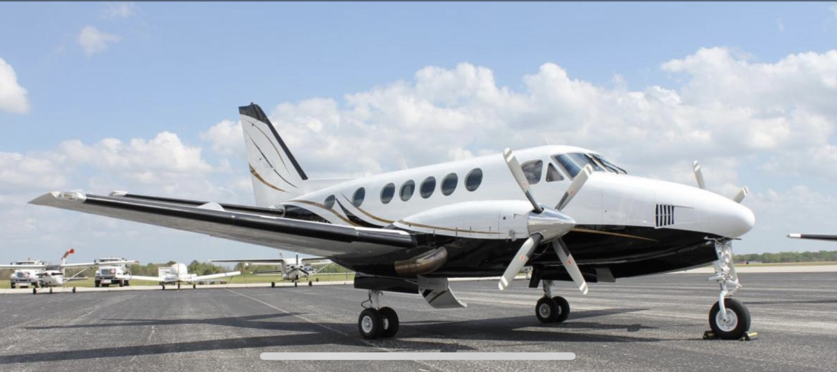 For Sale: 50% Share of King Air Available - photo2