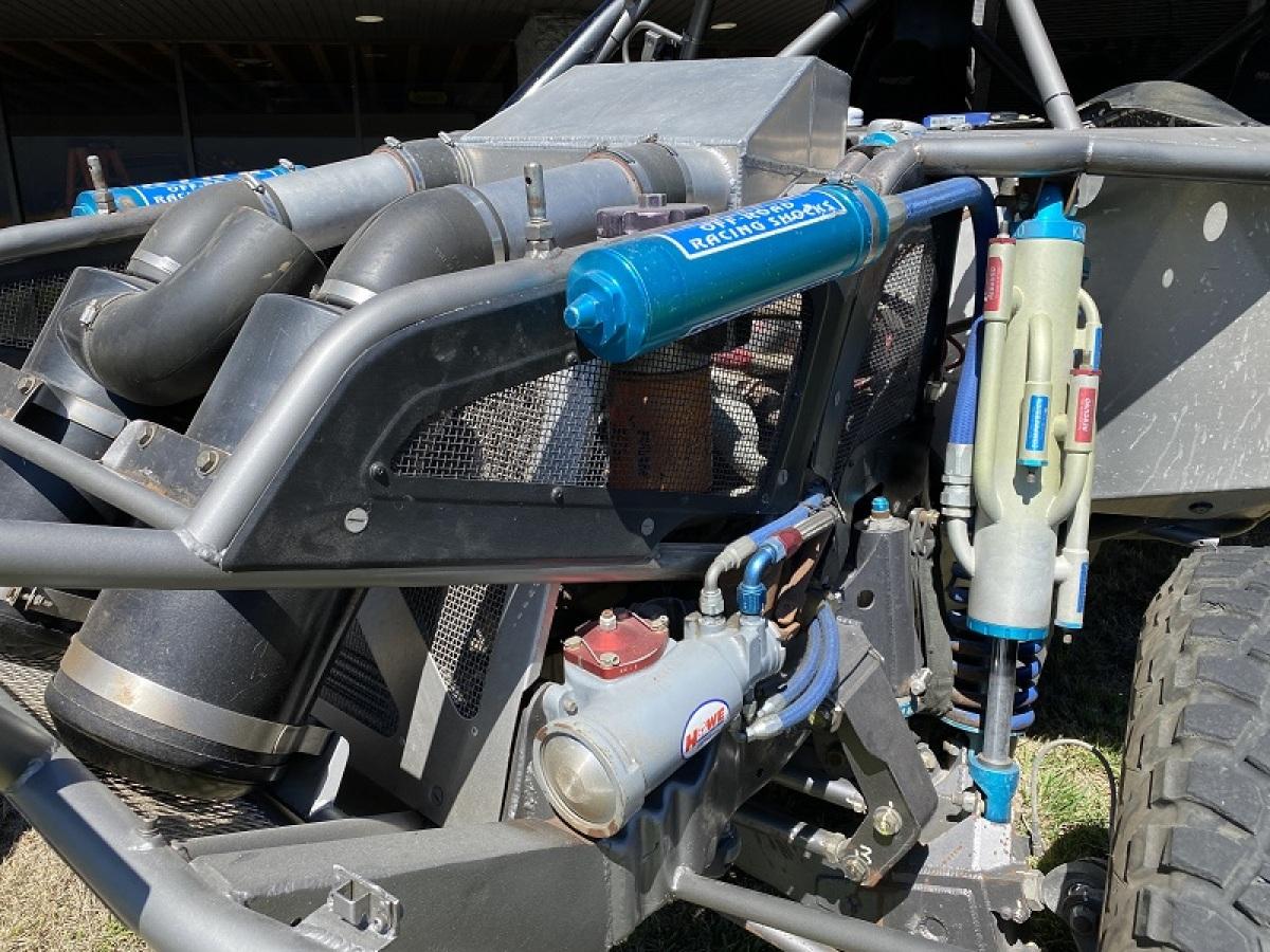 For Sale: Class 8 Race Truck / Prerunner - photo9