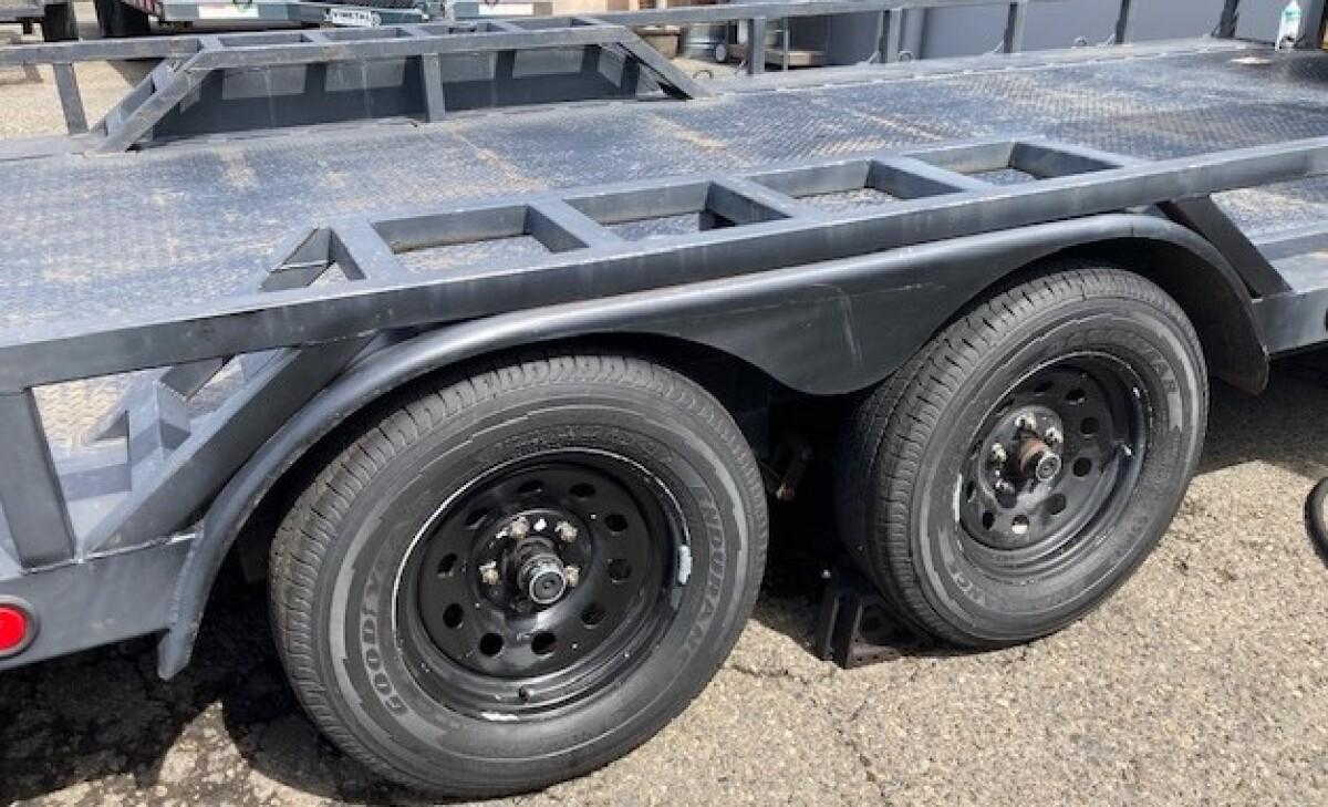 For Sale: 20' PJ Car Trailer - photo2